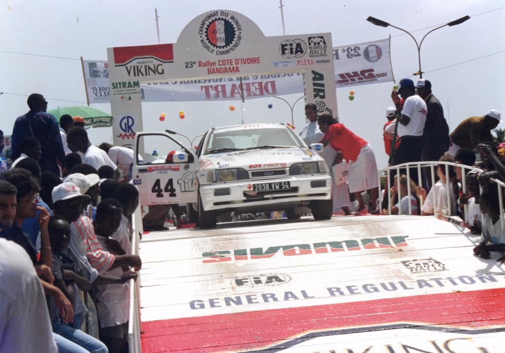 Rallye Côte d\'Ivoire