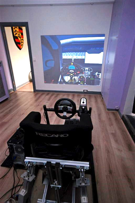 Simulateur RBR